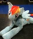My Little Pony Homemade Costume