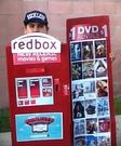 Homemade Red Box Costume
