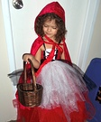 Red Riding Hood and her Big Bad Wolf Halloween Costume