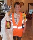 Roadkill Cleanup Crew Halloween Costume