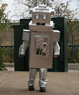 Robot Lincoln Costume