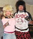 80's Rockers Costume