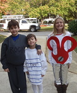Rock Paper Scissors costumes