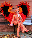 Elton John Rocketman Costume