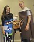 Root Beer Float Homemade Costume