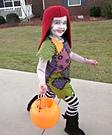 Sally Skellington Costume