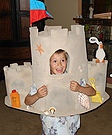 Sandcastle Costume