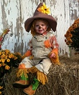Awesome Scarecrow Costume