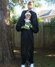 Scared Baby Costume