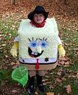 Sheriff Spongebob Costume