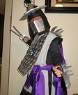 DIY Shredder Costume
