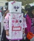 Smarty Robot Costume