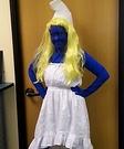 Smurfette Halloween Costume