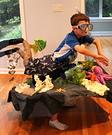 Snorkeler on a Reef Costume