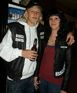 Movie couples costumes - SOA Jax and Tara