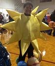 Solar System Homemade Costume
