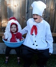 Spaghetti and Meatballs Costume for Kids