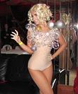 Sparkly Bubble Gaga Costume