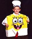 SpongeBob Square Pants Homemade Costume