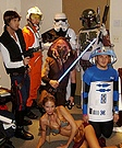 Star Wars Characters Costume