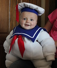 Stay Puft Marshmallow Man Costume
