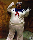 Stay Puft Marshmallow Woman Costume