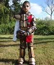 Steampunk Inquisitor Homemade Costume