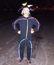 Stick Man Figure Homemade Costume