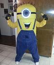 Stuart The Minion Homemade Costume