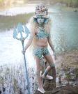 Stunning Siren Costume