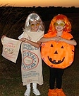 Sugar Cookie Halloween costume for girls