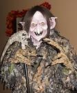 Swamp Witch Halloween Costume