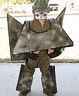 Tank Transformer Halloween Costume