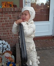 Crying Mummy costume