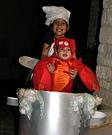 Lobster Boil Stroller Costume