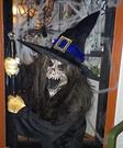The Dark Wizard of Mayfair Homemade Costume