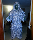 The Geico Money Man Costume