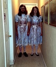 Horror movie costume ideas - The Grady Twins Halloween Costume