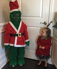 The Grinch Child Costume