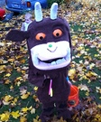 The Gruffalo Homemade Costume