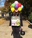 The House from UP Homemade Costume