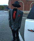 The Invisible Man Costume