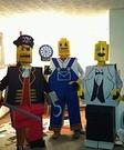 The Lego Men Costume