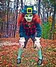 The Leprechaun Homemade Costume