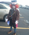 The Mad Hatter Homemade Costume