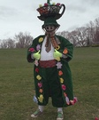 Alice in Wonderland Mad Hatter Costume