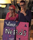Nerds Couple Costume