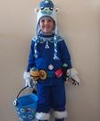 The Octonauts Captain Barnacles Costume