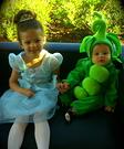 The Princess and The Pea Costume