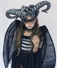 The Queen of Darkness Costume